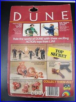 VINTAGE DUNE 1984 MOVIE FEYD TOY ACTION FIGURE LJN Updated Photos