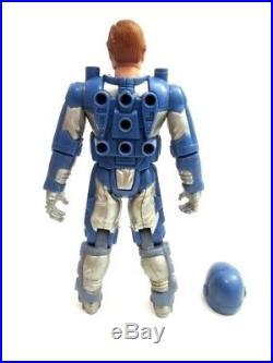 VINTAGE KENNER CENTURIONS ACE McCLOUD SKY KNIGHT Rare Toy Figure 100% 1987