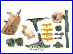 VINTAGE KENNER CENTURIONS HORNET JAKE ROCK Rare Toy Figure nr 100% 1987