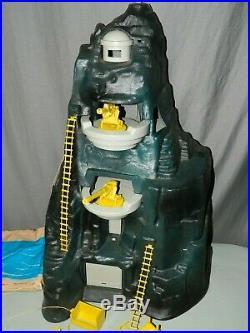 VINTAGE MARX NAVARONE 3412 PLAYSET With BOX FIGURES GUNS MAT INSTRUCTIONS VEHICLES