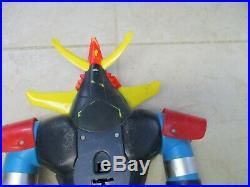 VTG Plastic 24 Action FIgure Japan Raideen Shogun Warriors Toy Jumbo Vinyl