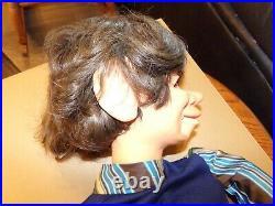 Ventriloquist Dummy VINTAGE 1975 Craig Lovik figure sold through Maher Studios