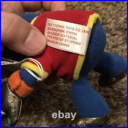 Very Rare My Pet Monster Plush SAMPLE One Of A Kind Plush Figure