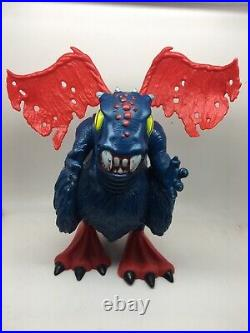 Very Rare Vintage Thundercats Astral Moat LJN Figure toy complete Original wings