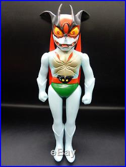Vintage 12 tall DEVILMAN Go Nagai sofubi toy figure RARE Japanese vinyl toy
