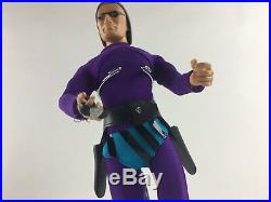 Vintage 1966 Captain Action Phantom Ideal Toy Corp. Action Figure Outfit Clean