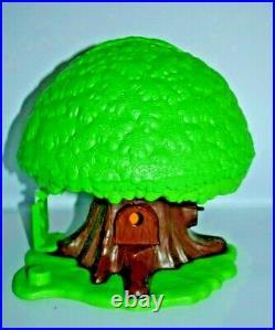 Vintage 1975 General Mills Kenner Tree Tots Family Tree House Furniture Figures