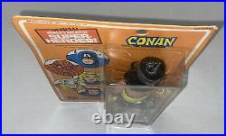Vintage 1975 Mego Conan Barbarian Action Figure Toy Marvel NRFP On Card