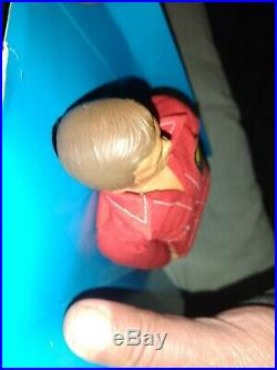 Vintage 1975 THE SIX MILLION DOLLAR MAN Kenner Bionic Man Doll Action Figure Toy