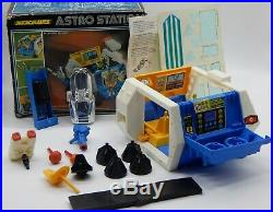 Vintage 1976 Mego Micronauts ASTRO STATION action figure playset Microman toy
