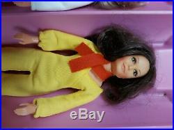 Vintage 1977 Charlie's Angels Gift Set Hasbro #4864 Toy Figure Dolls EX