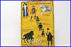 Vintage 1979 Lord of the Rings Gollum Toy Action Figure Knickerbocker LOTR MOC