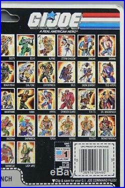 Vintage 1986 Hasbro GI Joe MONKEYWRENCH Action Figure MOC toy SEALED Dreadnok