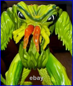 Vintage 1986 Hasbro Tendril Inhumanoids Complete Rare Monster Figure