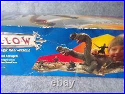 Vintage 1988 Tonka Toys Willow Eborsisk Evil Dragon Action Figure Toy (Boxed)