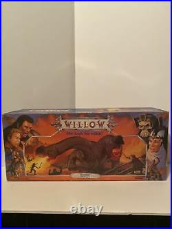 Vintage 1988 Tonka Toys Willow Eborsisk Evil Dragon Action Figure Toy US SELLER