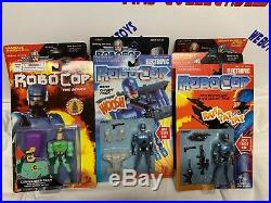 Vintage 1989 Kenner RoboCop Lot (7)Action Figures Orion Pictures Toy Island