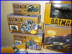 Vintage 1989 Toy Biz DC Comics Super-heroes Collection Vehicles & Figures Vhtf
