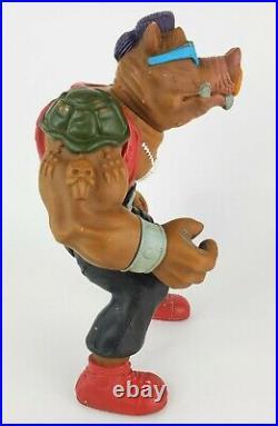 Vintage 1990 Bebop TMNT 13 Giant Action Figure Mirage Studio Playmates Toy RARE