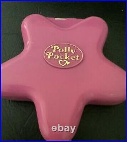 Vintage 1993 Polly Pocket Fairy Lights Wonderland Includes 3 Figures Complete
