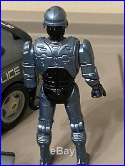 Vintage 1994 Toy Island Robocop OCP Interceptor With Battle Damaged Robocop Figure