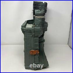 Vintage 1996 Disney Kenner Gargoyles Castle Action Figure Playset With Box Goliath