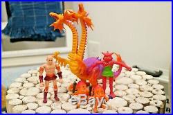 Vintage 80's 90's action figure / toy lot