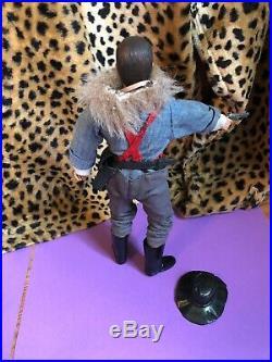 Vintage Action Figure Lot Gabriel Lone Ranger Mysterious Prospector Complete