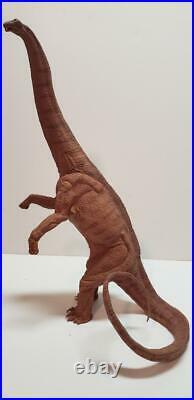 Vintage Battat Diplodocus Figure Boston Museum Dinosaur Replica Toy EXCELLENT