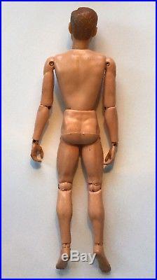 Vintage Captain Action Boy, action figure doll, 1967 Ideal Toy Corp, EXCELLENT
