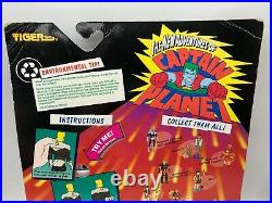 Vintage Captain Planet Thunder & Lightning Action Figure Toy MOC 1994 Tiger