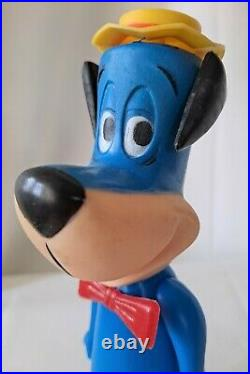 Vintage DAKIN HUCKLEBERRY HOUND Hanna Barbera Toy Figure 1970
