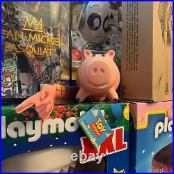 Vintage Disney Pixar Toy Story Hamm Saving Bank Thinkway Toys Original 1995 NWT