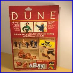 Vintage Dune Action Figure 1984 Ljn Moc Baron Harkonnen Toy Battle Matic Rare