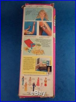 Vintage Figure THE BIONIC WOMAN Denys Fisher Kenner Boxed 1970's Toy