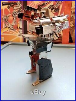 Vintage G1 Transformers Decepticon Leader Megatron (Action Figure Toy)