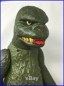Vintage GODZILLA 1977 Mattel TOHO Shogun Warriors 19 Figure Toy Modified