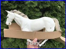Vintage Gabriel Lone Ranger & Silver Figures Original Box Factory Plastic 1973