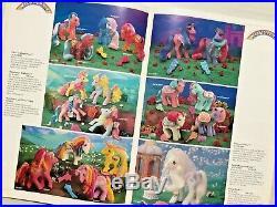 Vintage Hasbro Australia Toy Catalog Euro Transformers Action Figure Masters Mlp