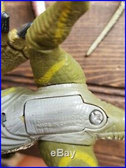 Vintage Jurassic Park World Toy Dinosaur figures Kenner, Hasbro, Mattel Mix Lot