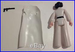 Vintage Kenner Star Wars Princess Leia Figure+blaster (toy)g. M. F. G. I. 1977 Superb