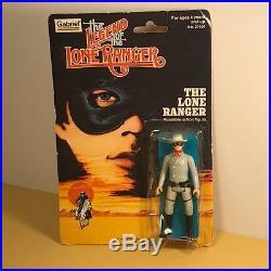 Vintage Legend Lone Ranger Action Figure 1980 Gabriel Toys Moc 1980 Hi Oh Silver