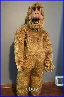 Vintage Life Size ALF Toy Statue Figure 1980s Doll Classic