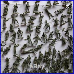 Vintage MARX Battleground Navarone 155 Figures Lot #4