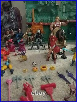 Vintage MOTU He Man masters of the universe action figure toy lot