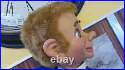 Vintage Maher/clint Detweiler Pro Multi-function Ventriloquist Figure Loaded 40