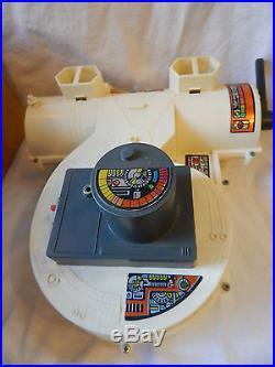 Vintage Mego Micronauts ROCKET TUBES action figure playset 1979 toy Microman