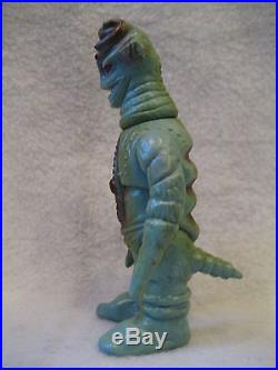 Vintage NOA Bullmark MIRRORMAN vinyl KAIJU toy Japanese monster Japan figure 8