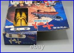 Vintage Nomura toy STARBLAZERS Yamato NOVA Yuki sofubi Japan anime vinyl figure