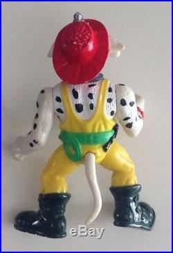 Vintage Old Teenage Mutant Ninja Turtles Hotspot Action Figure Toy Tmnt